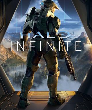 Постер Halo Infinite